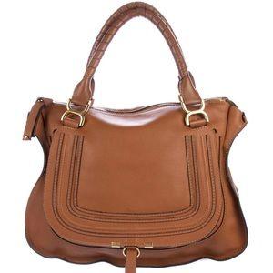 Authentic Chloe Marcie large bag